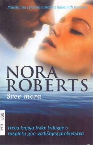 Srce mora Roberts Nora meki uvez