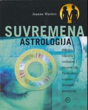 Suvremena astrologija Joanna Watters tvrdi uvez