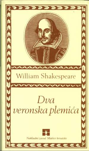 Shakespeare William - Dva veronska mladića