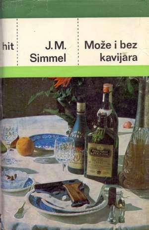 Može i bez kavijara 1-2 Simmel Johannes Mario tvrdi uvez