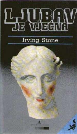 Ljubav je vječna Stone Irving meki uvez