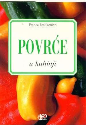 Povrće u kuhinji Feslikenian Franca meki uvez