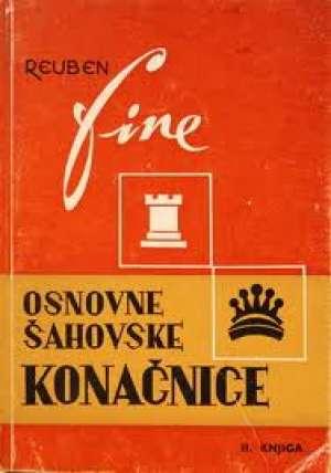 Reuben Fine - Osnovne šahovske konačnice II. knjiga