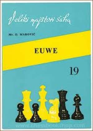 Veliki majstori šaha - euwe D. Marović meki uvez