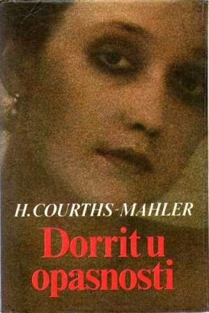 Dorrit u opasnosti Mahler Courths Hedwig meki uvez