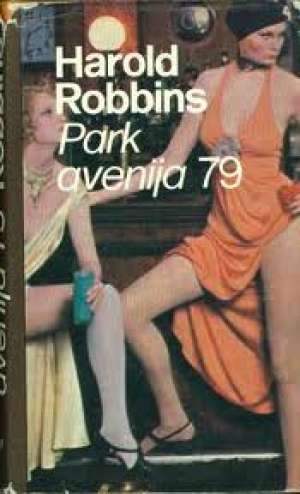 Park avenija 79 Robbins Harold tvrdi uvez
