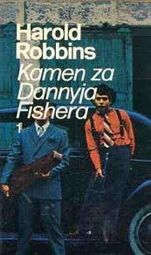 Kamen za Dannyja Fishera 1-2 Robbins Harold tvrdi uvez