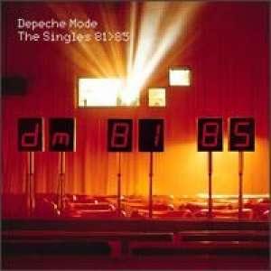 The Singles 81>85 Depeche Mode