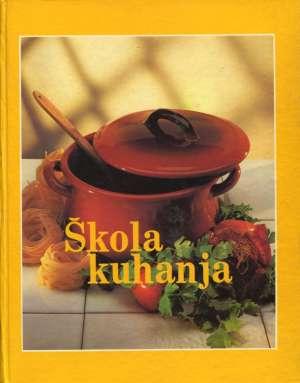 Škola kuhanja Simonetta Lupi Vada tvrdi uvez
