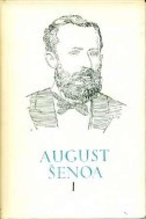 Članci i feljtoni, pjesme, pripovijesti 39. August Šenoa I tvrdi uvez