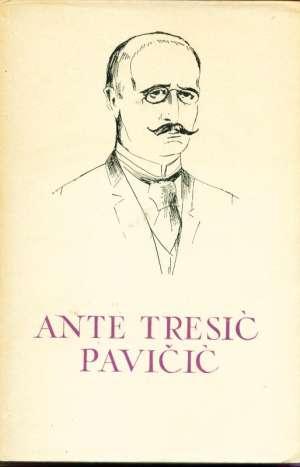 61 Ante Tresić Pavičić - Pjesme, putopisi, katarina zrinska
