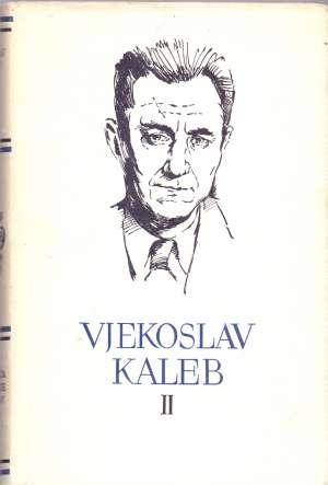 Divota prašine, Bijeli kamen 119. Vjekoslav Kaleb II tvrdi uvez