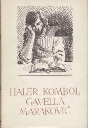 86. Haler, Kombol, Gavella, Maraković 86. Haler, Kombol, Gavella, Maraković tvrdi uvez