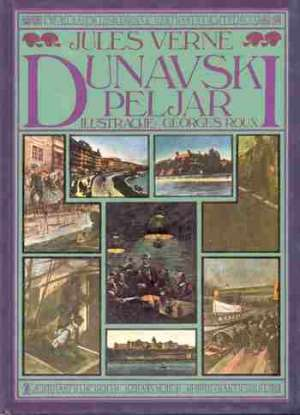 Dunavski peljar Verne Jules tvrdi uvez
