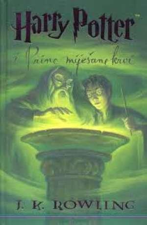 Harry Potter i princ miješane krvi Rowling J.K. tvrdi uvez