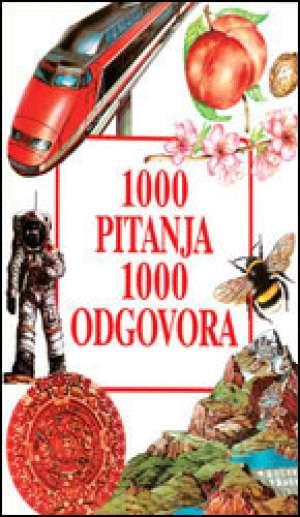 1000 pitanja 1000 odgovora Josip Laća/uredio tvrdi uvez