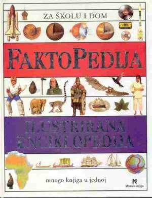 Ivanka Borovac Urednica - Faktopedija - ilustrirana enciklopedija