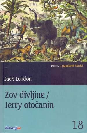 Zov divljine / Jerry otočanin London Jack meki uvez