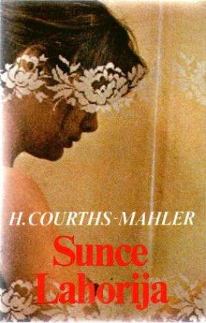 Sunce lahorija Mahler Courths Hedwig tvrdi uvez