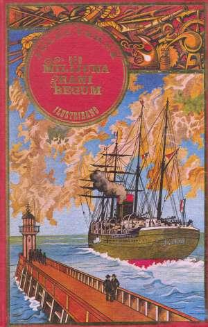 500 milijuna rani Begum / Pobna na brodu Bounty / Drama u Meksiku Verne Jules tvrdi uvez