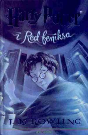 Harry Potter i red feniksa Rowling J. K. tvrdi uvez