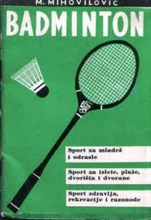 Miro Mihovilović - Badminton