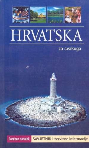 Hrvatska za svakoga Žarko Ivković meki uvez