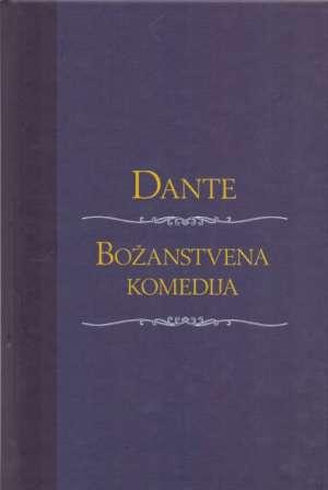 Alighieri Dante - Božanstvena komedija