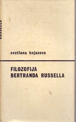 Filozofija Bertranda Russella Svetlana Knjazeva tvrdi uvez