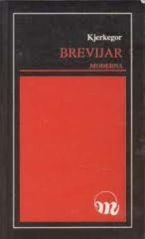 Kjerkegor Seren - Brevijar
