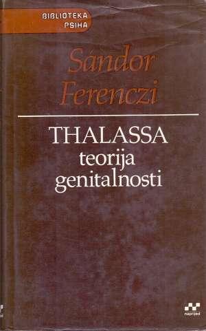 Thalassa teorija genitalnosti Sandor Ferenczi tvrdi uvez
