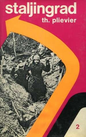 Staljingrad 1-2 Theodor Plievier tvrdi uvez