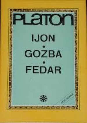 Ijon / Gozba / Fedar Platon tvrdi uvez