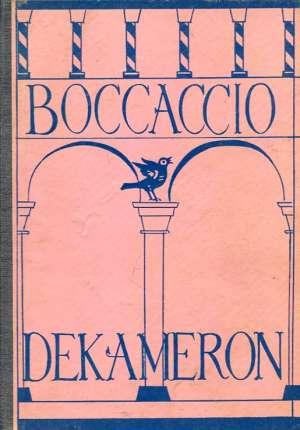 Dekameron Boccaccio Giovanni tvrdi uvez