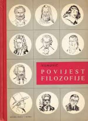 Vejnović Nevenka - Povijest filozofije