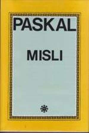 Misli Blaise Pascal tvrdi uvez