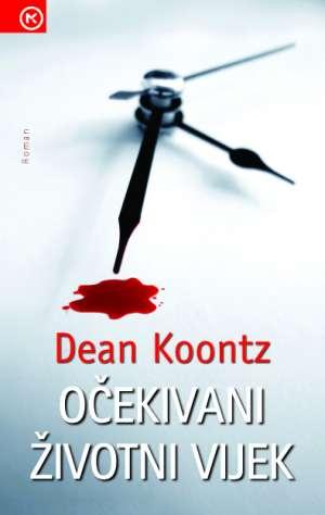 Očekivani životni vijek Koontz Dean R. tvrdi uvez