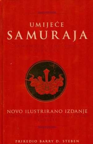 Umijeće samuraja Jamamoto Cunetomov Hagakure tvrdi uvez