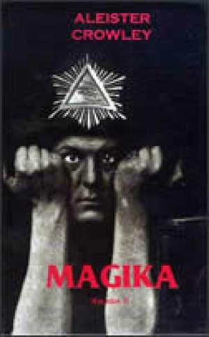 Magika - Knjiga II. Aleister Crowley tvrdi uvez