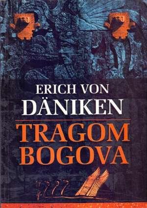 Tragom bogova Erich Von Daniken meki uvez