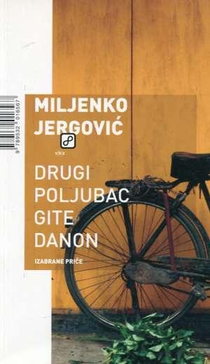 Drugi poljubac Gite Danon Jergović Miljenko meki uvez