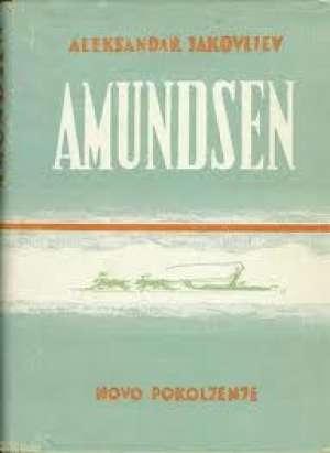 Amundsen Aleksandar Jakovljev tvrdi uvez