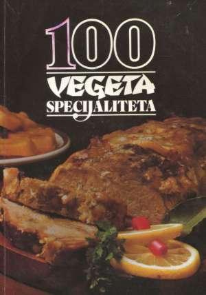 100 vegeta specijaliteta Krsto Milošić, Uredio meki uvez