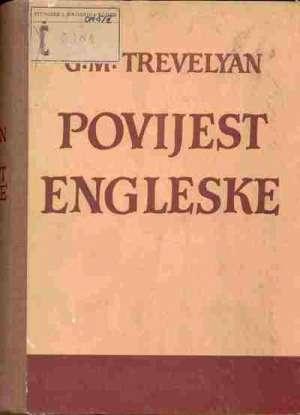 Povijest engleske George Macaulay Trevelyan tvrdi uvez