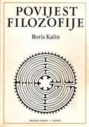 Povijest filozofije Boris Kalin meki uvez
