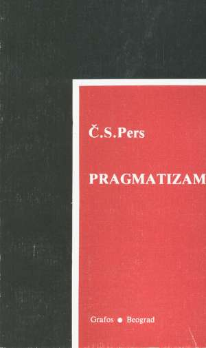Pragmatizam Pers S. Č. meki uvez