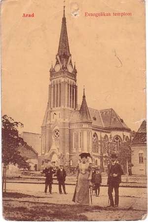 Europa - Arad - evangelička crkva