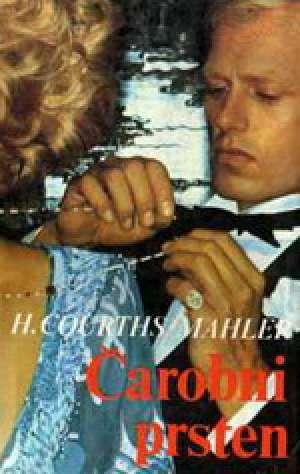 Čarobni prsten Mahler Hedwig Courths tvrdi uvez