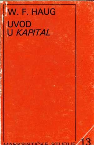 Uvod u kapital W.f.haug meki uvez