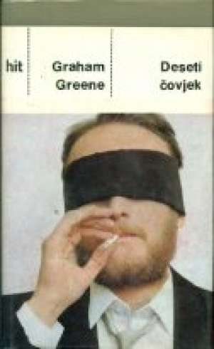 Deseti čovjek Greene Graham tvrdi uvez